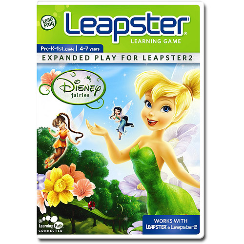 LeapFrog Leapster Learning Game: Disney Fairies