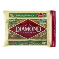 Diamond of California Chopped Walnuts, 14 oz