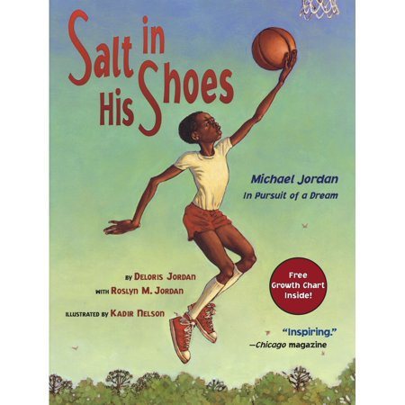 Salt in His Shoes: Michael Jordan in Pursuit of a Dream (Reprint) (Paperback) ()