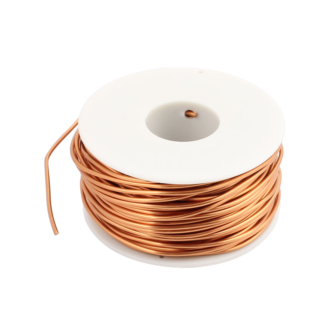 1.5mm Straight Welding Type Enamelled Copper Round Wire Pure Soft
