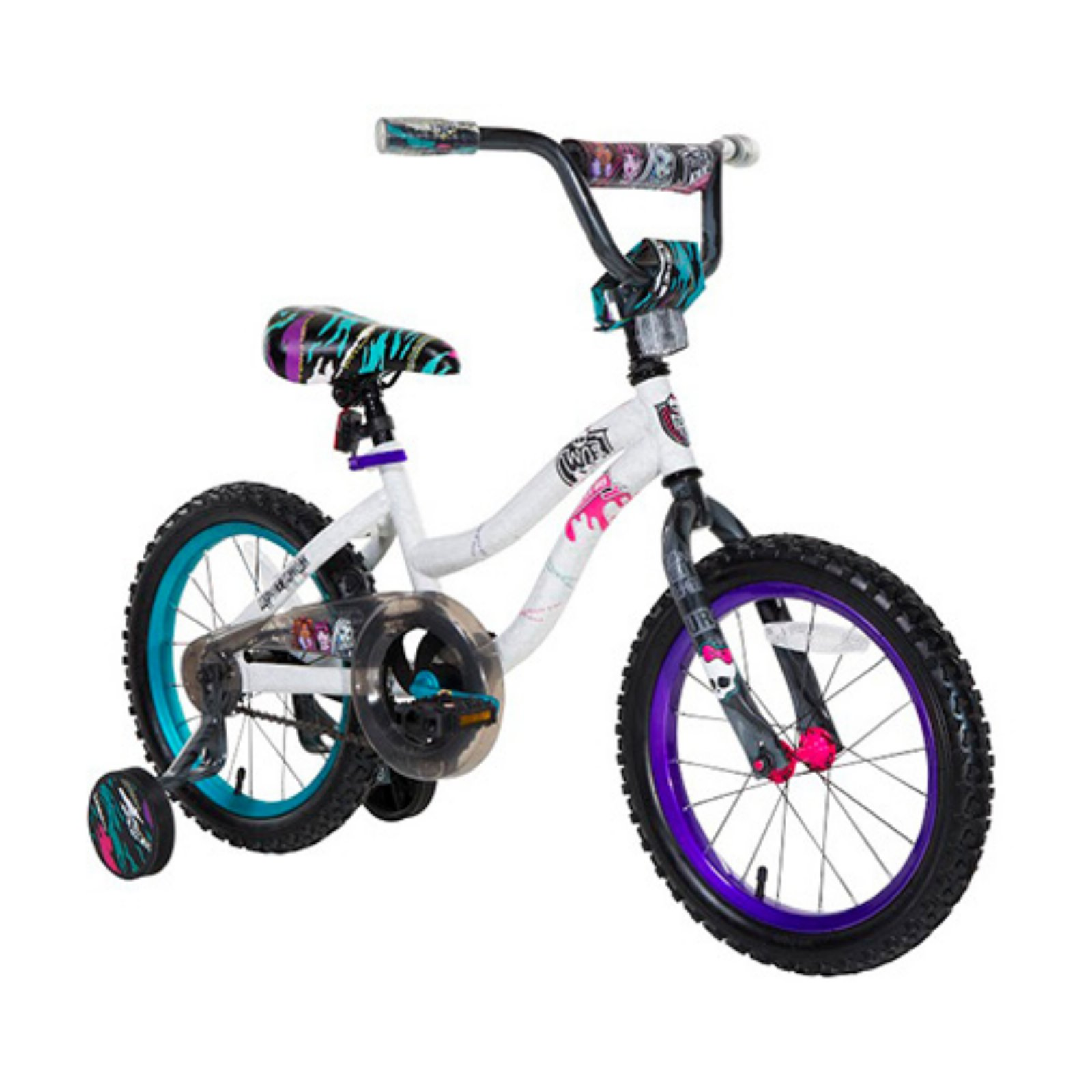 "16"" Girl's Monster High Bike"
