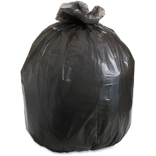 "Stout Controlled Life-Cycle Plastics Trash Bags - 30 gal - 30"" Width x 36"" Length x 0.80 mil (20 Micron) Thickness - Bro"