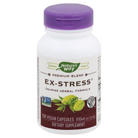 Natures Way Natures Way  Ex-Stress, 100 ea