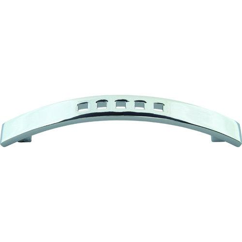 Atlas Homewares Successi Collection Band Cabinet Pull - Polished Chrome