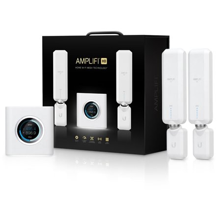 Ubiquiti AmpliFi HD (High-Density) Home Wi-Fi Mesh System