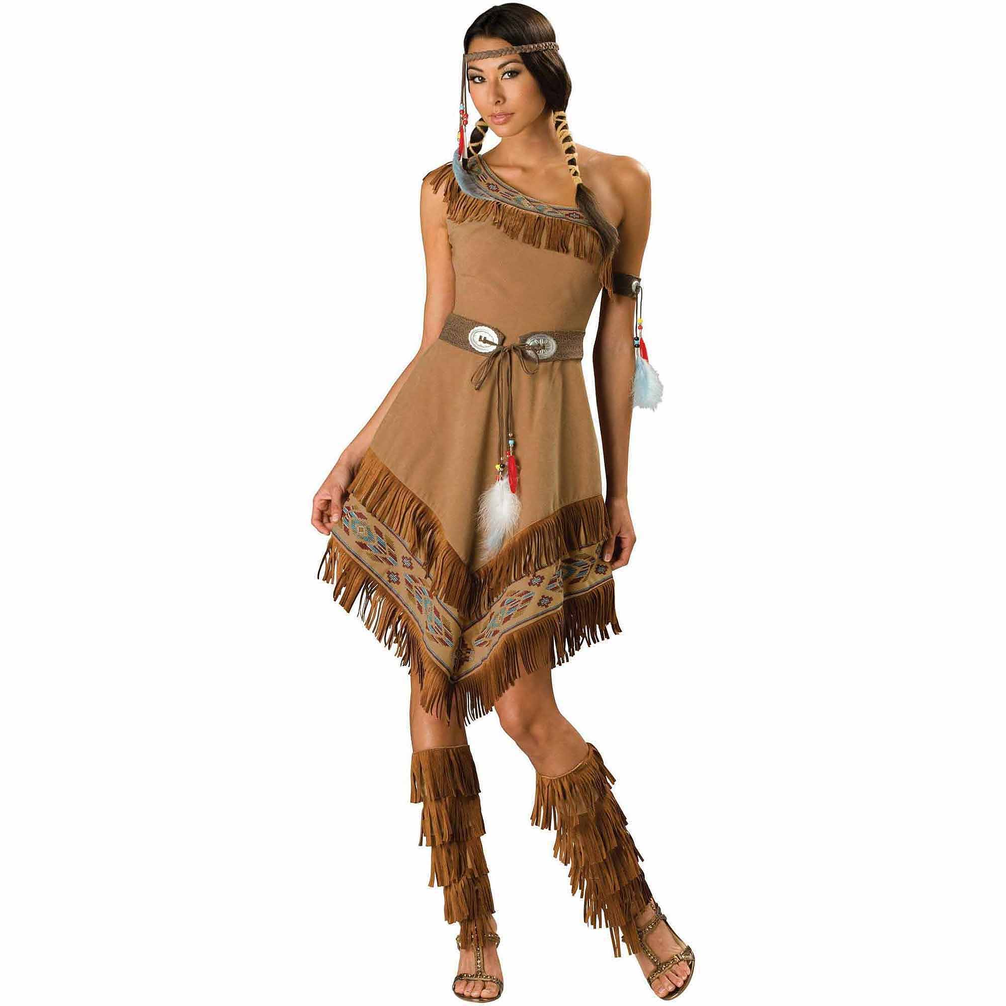 all sizes Native Beauty Indian Costume for Women New by Cal Costumes 01259
