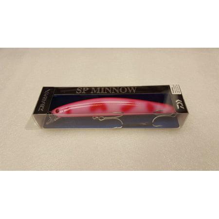 Daiwa Salt Pro SP Minnow 15F (BUBBLE GUM PINK) 6