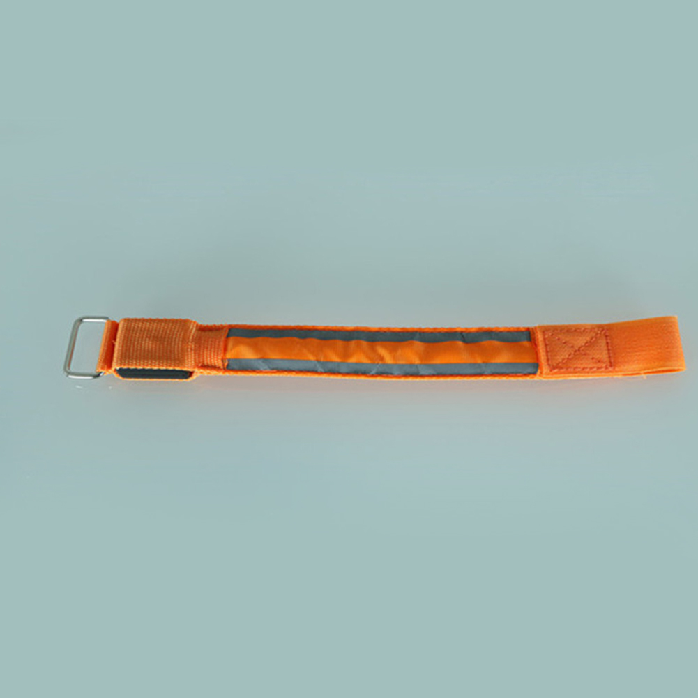 Details about  /Flashing Safety Night Cycling Belt Strap Arm Band Outdoor Sports For Running LL