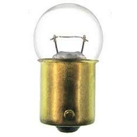 G6 Incandescent Single (67-BULB Incandescent Bulbs 13.5V .59A G6 Single Contact Bayonet (10 pieces) - 67-BULB )