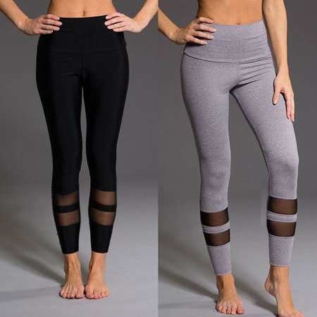 Women's Sports Yoga Workout Gym Fitness Leggings Pants Jumpsuit Athletic (Best Quality Workout Clothes)