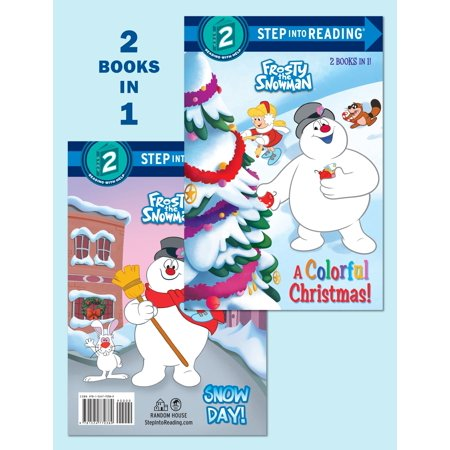 A Colorful Christmas!/Snow Day! (Frosty the Snowman) (Frosty The Tiger)