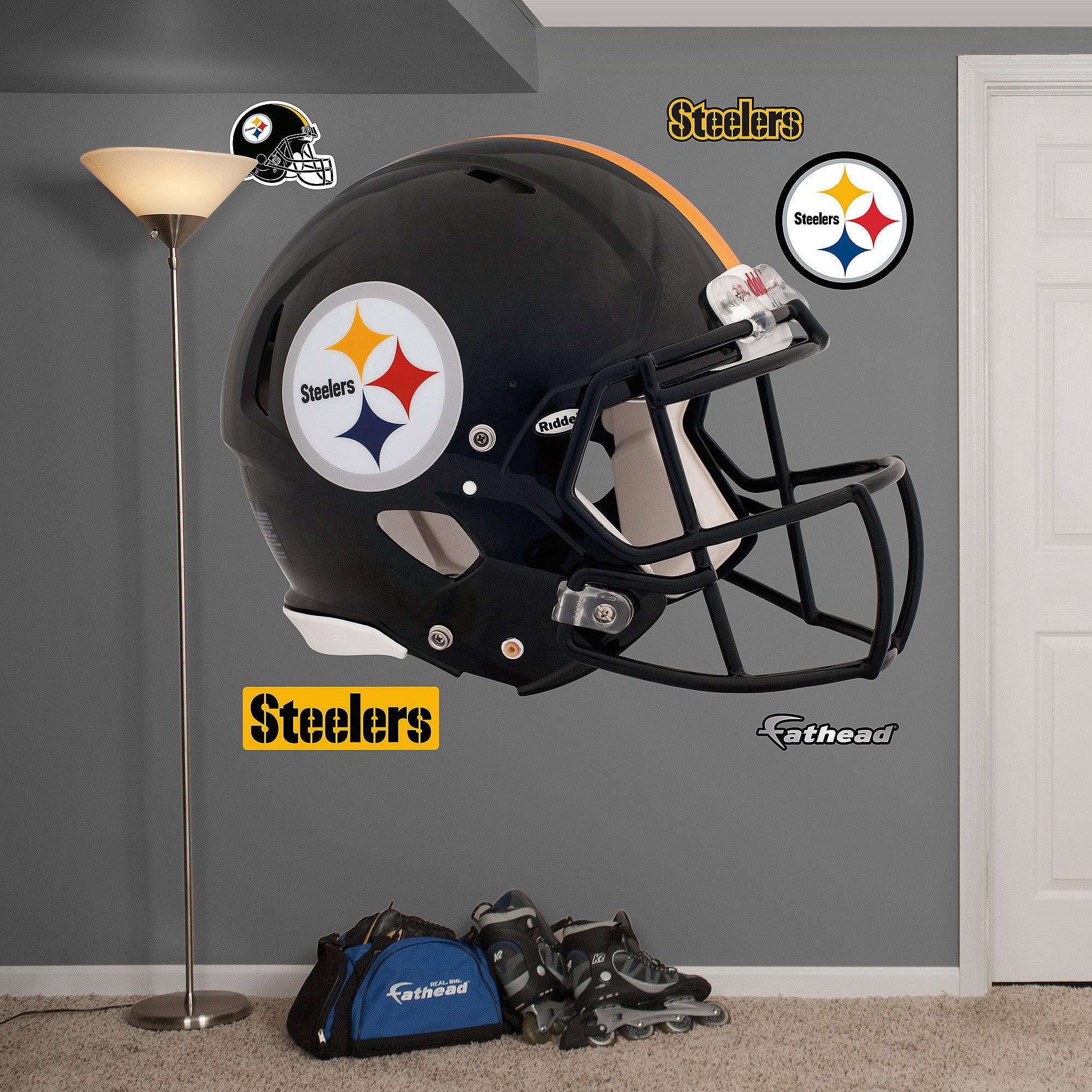 Pittsburgh Steelers 2012 Helmet