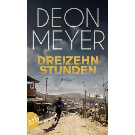 Dreizehn Stunden - eBook (Mercedes-outlets Stunden)