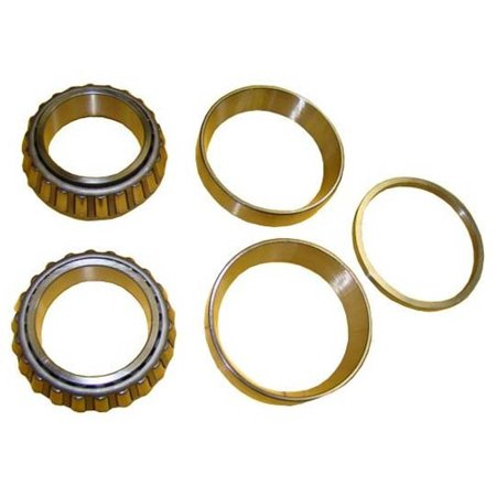 QU50205 Tapered Front Wheel Bearing Set for 1974-1979 Dodge 4x4s