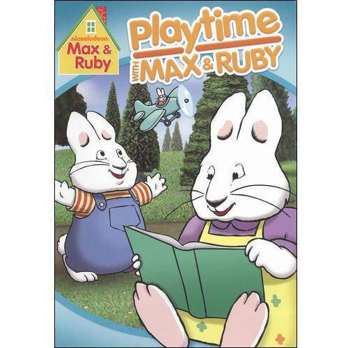 Max & Ruby: Playtime With Max & Ruby (Full Frame)