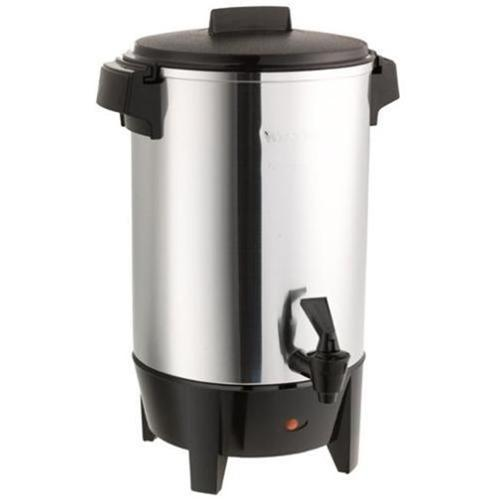 Westbend 58030 30 Cup Aluminum Coffee Urn
