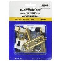 Johnson Bi-Fold Door Replacement Hardware, Steel 10 Pack