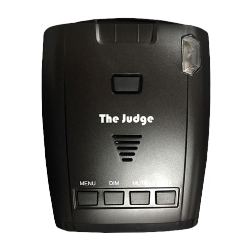 """Rocky Mountain Radar The Judge The Judge Radar Laser Detector & Scrambler"" by Rocky Mountain Radar"