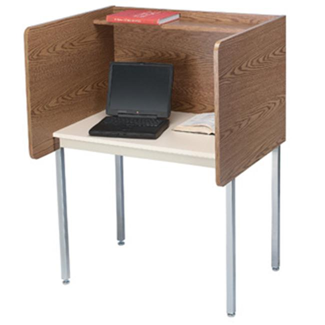 Smith Carrel 01107C Maximum Privacy 29 in. FH Starter Carrel