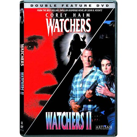 Watchers 1 & 2:  Double Feature (Full Frame)](Hayley Williams Singer)