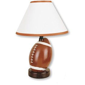 Your zone sports table lamp with cfl bulb walmart mozeypictures Choice Image