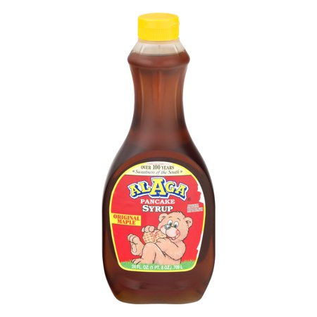 Image of Alaga Pancake Syrup Original Maple, 24.0 FL OZ