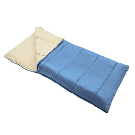 Wenzel 30-40 Degree Cool Weather Adult Sleeping Bag