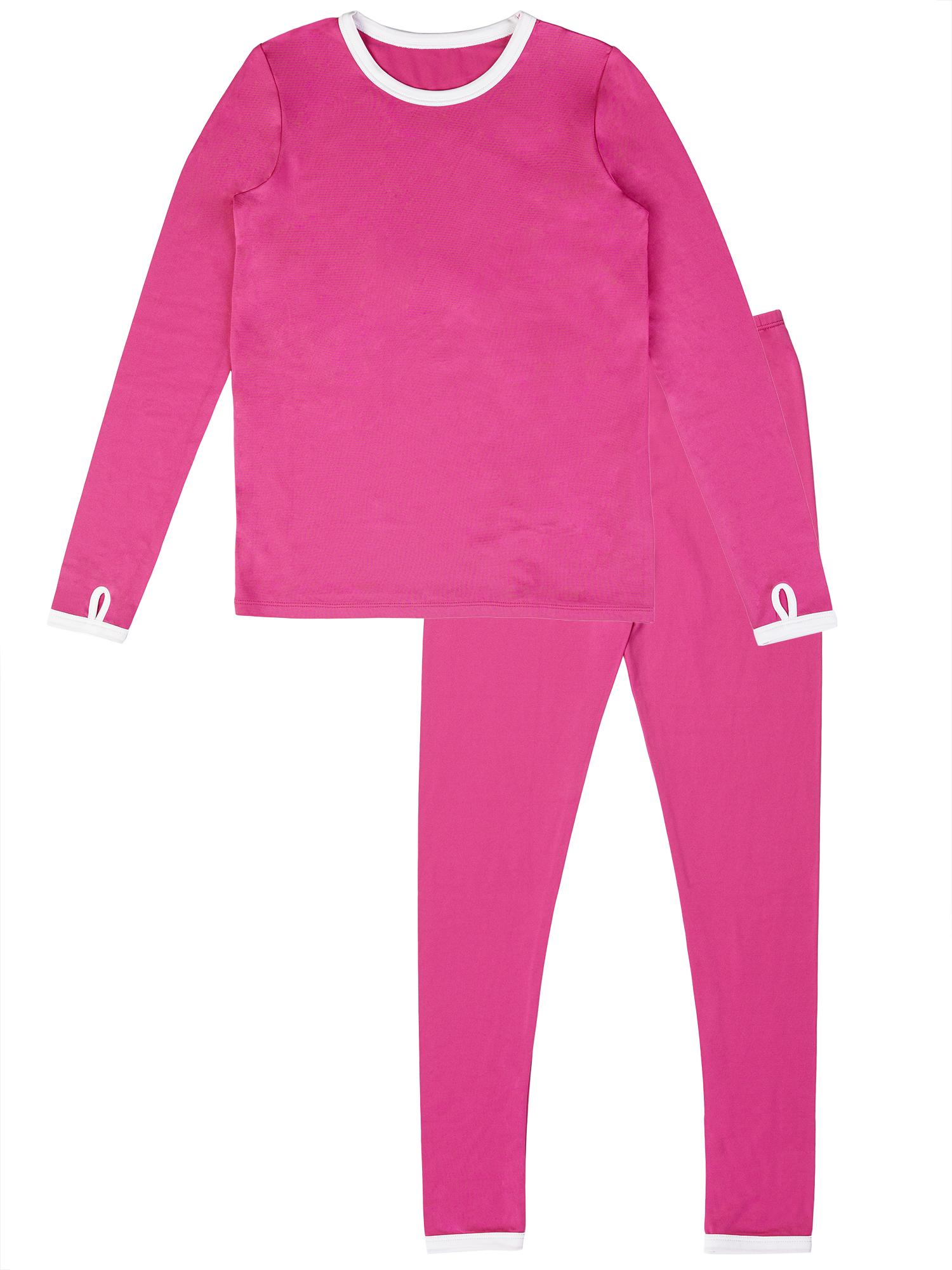Girl's Polycore Warm Layering Long Underwear (Little Girls & Big Girls)