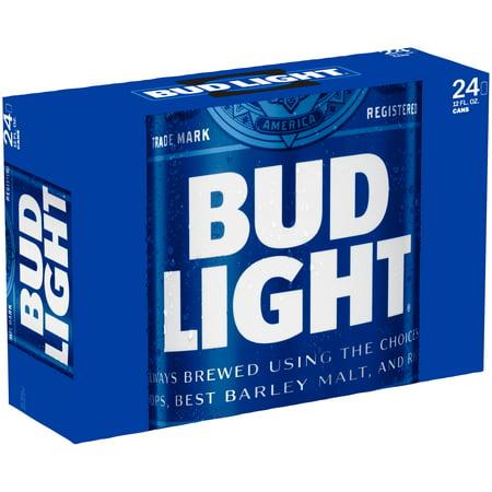 Bud Light® Beer - 24pk / 12 fl oz Cans