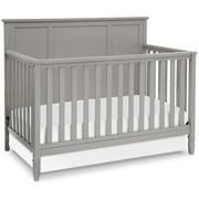 Delta Children Epic 4-in-1 Convertible Crib, Brown