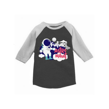 Awkward Styles Future Astronaut Youth Raglan Space Birthday Outfit Astronaut Baseball Shirts for Kids Space Gifts Cute Space Jersey Tshirts for Boys Cute Space Jersey Tshirts for Girls Birthday Gifts](Astronauts Outfit)