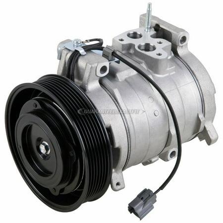 AC Compressor & A/C Clutch For Honda Accord 4-Cyl 2003 2004 2005 2006 -