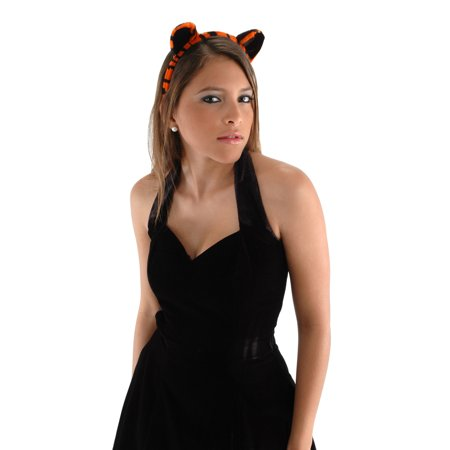 Tiger Ears Headband and Tail Set E422300](Tiger Ears And Tail Set)