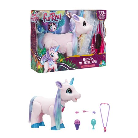 furReal Blossom My Bestiecorn Interactive Pet Now $49 (Was $99.99)