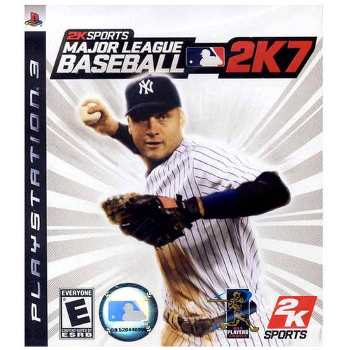 MLB 2K7  (PS3) - Pre-Owned