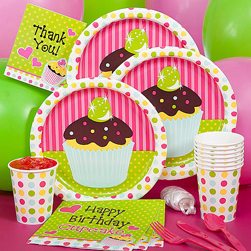 Sweet Treats Basic Party Pack For 8