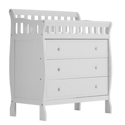 Exceptionnel Dream On Me Marcus Changing Table And Dresser, White