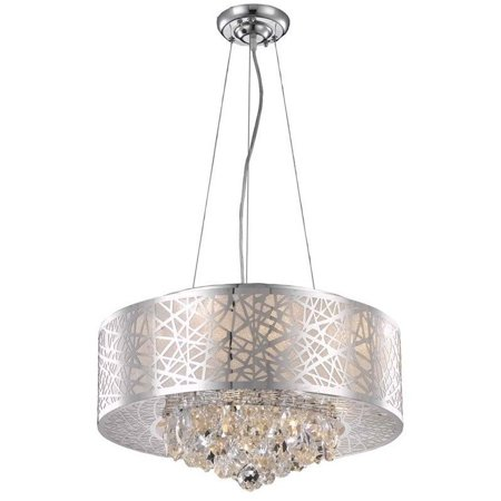 Elegant Lighting Prism 20   7 Light Royal Crystal Pendant Lamp
