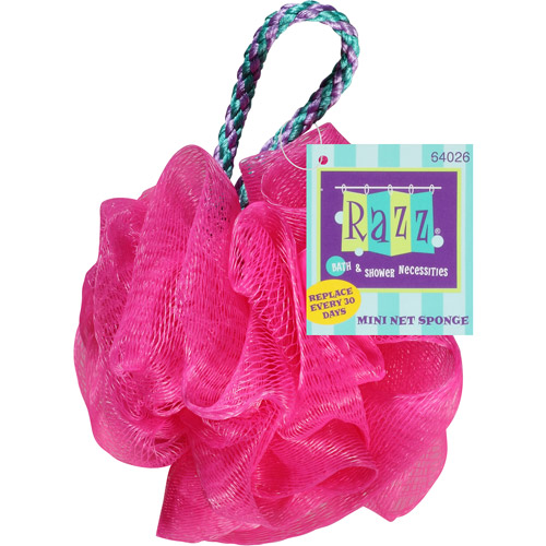 Razz Mini Net Sponge
