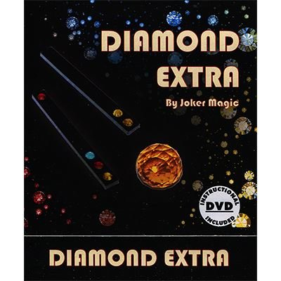Diamond Extra by Joker Magic - Trick, Recommended for ages 12 and above. By Joker Magic -