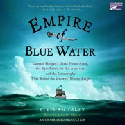 Empire of Blue Water - Audiobook