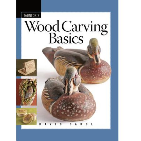 Wood Carving Basics - Halloween Carving Books
