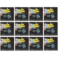 Bump Fighter Refill Cartridge Blades 5 Ct Each (12 pack)
