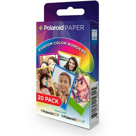 Rainbow Stationery (Polaroid 2