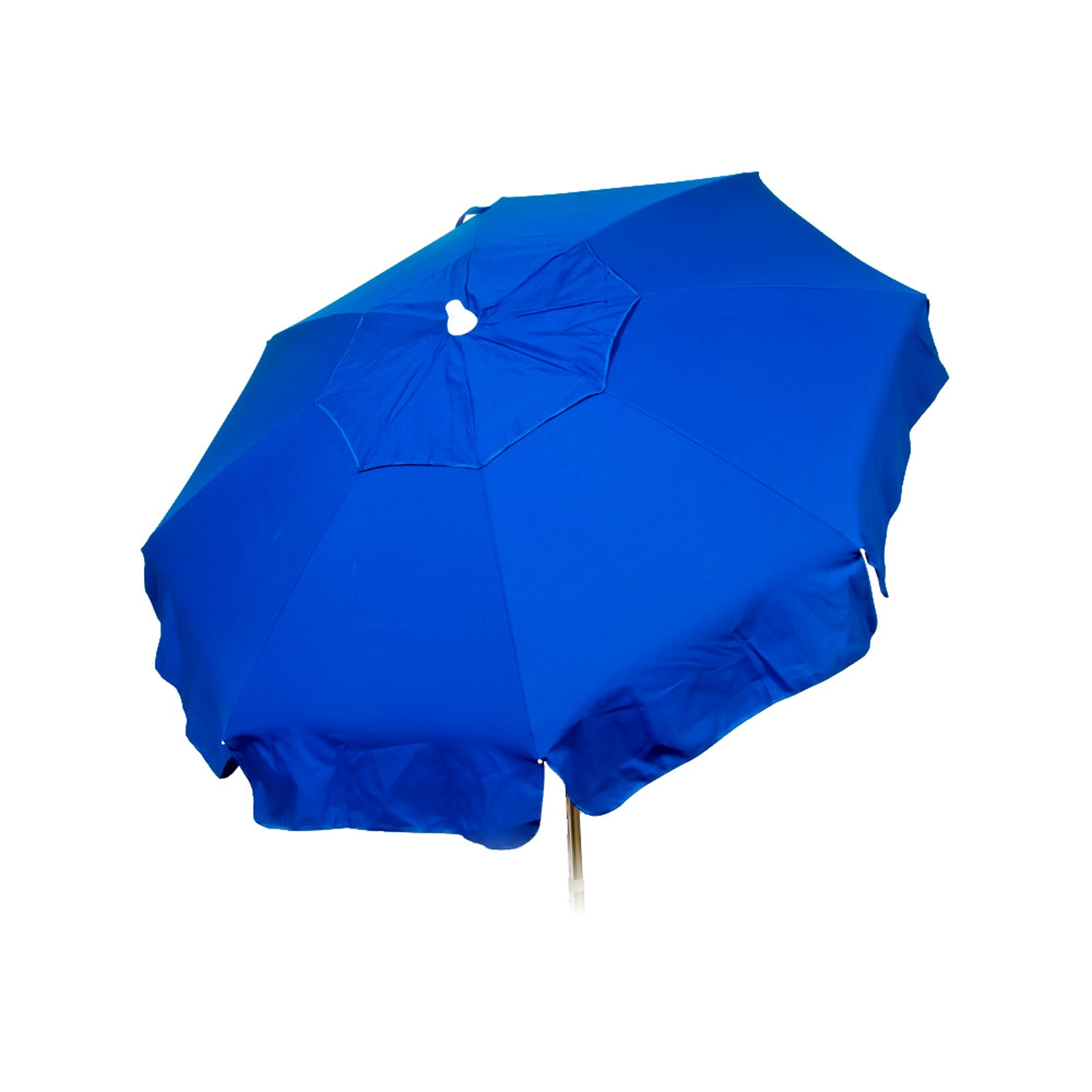 6ft Italian Market Tilt Umbrella Home Patio Canopy Sun Shelter Blue -