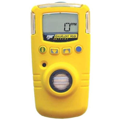 BW TECHNOLOGIES GAXT-M-DL Single Gas Detector, Carbon Monoxide