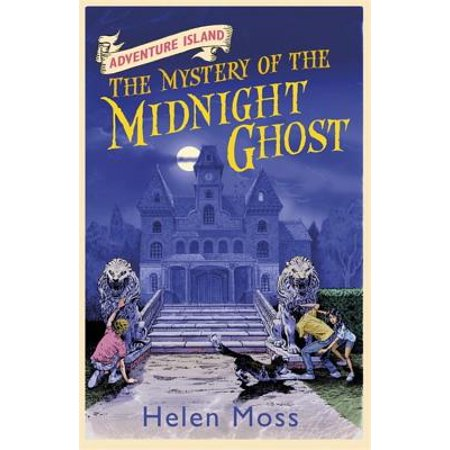 Adventure Island 2: The Mystery of the Midnight Ghost (Paperback)
