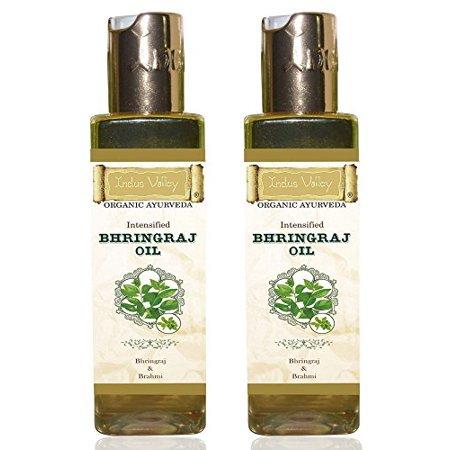 Indus Valley Bhringraj Oil set of 2 for Anti Hair fall