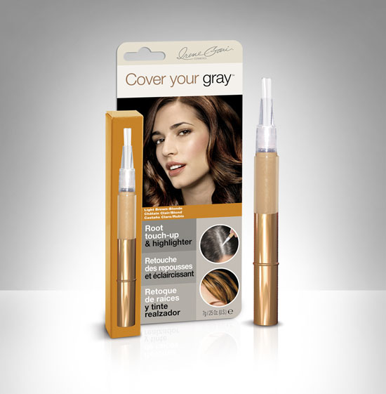 CYG Root Touch-up & Highlighter -- Light Brown/Blonde