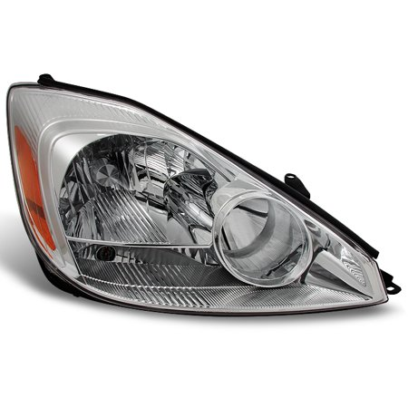 Fits 04 05 Toyota Sienna Passenger Right Side Halogen Type Headlight -